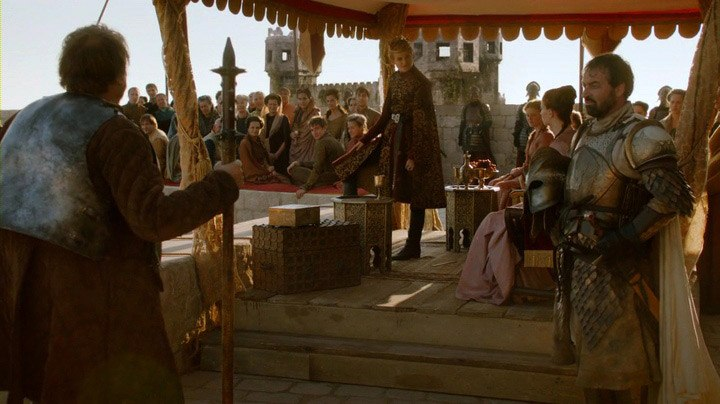 Tourney on King Joffrey's name day