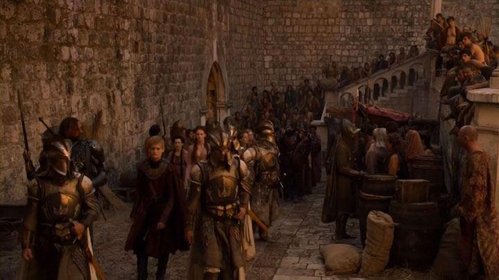 Riot of King's Landing
