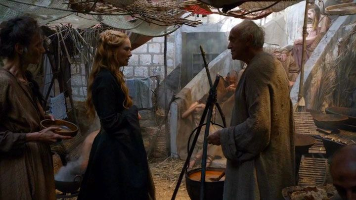 Cersei meet with the High Sparrow