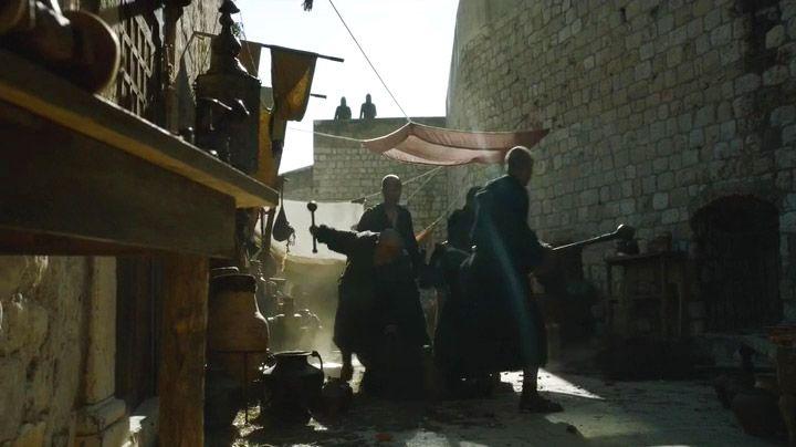 Cersei restores the Faith Militant