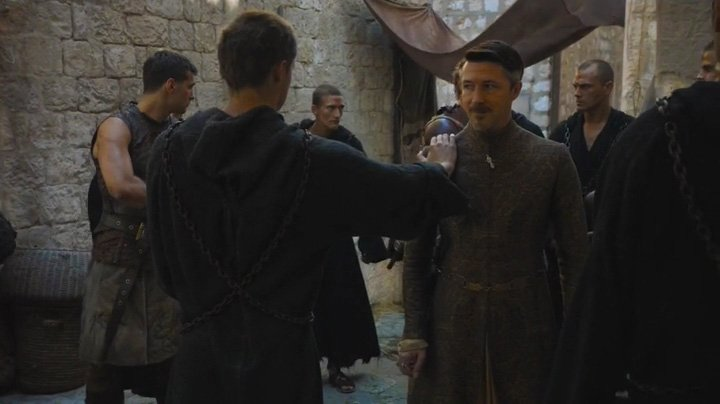 Petyr Baelish returns to King's Landing