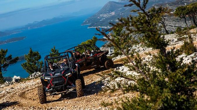 Dubrovnik Buggy Safari Tour